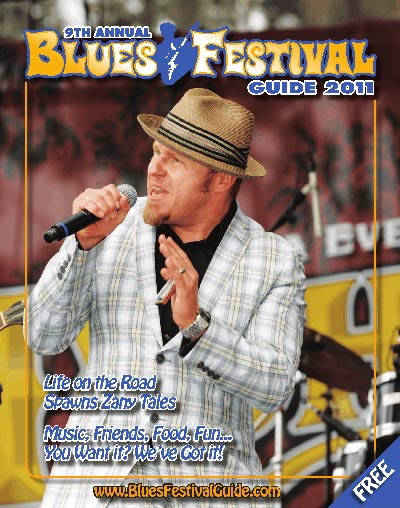 John Nemeth on Blues Festival Guide