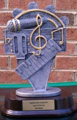 Charlotte Music Award